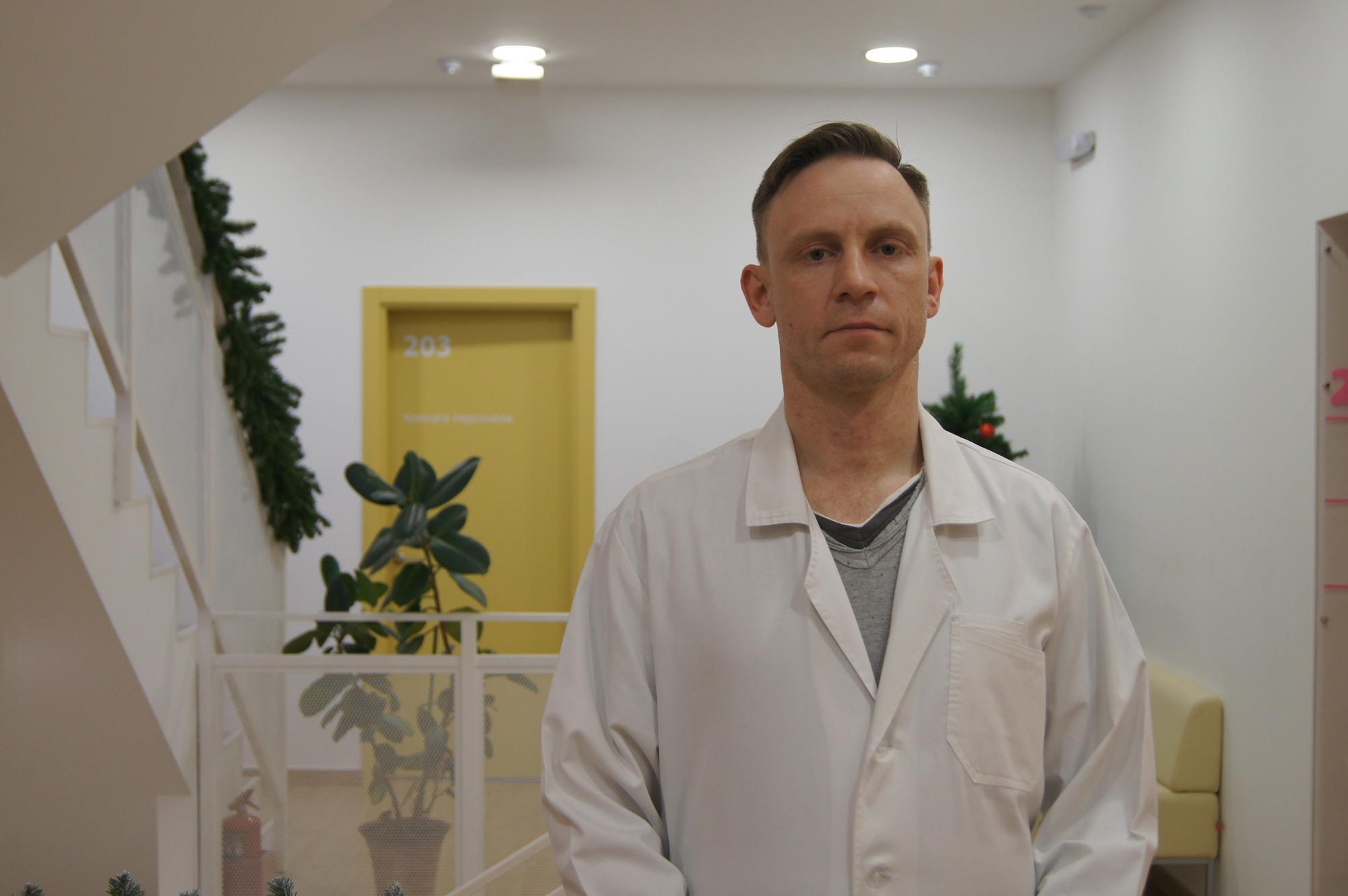 Машуков Юрий Сергеевич