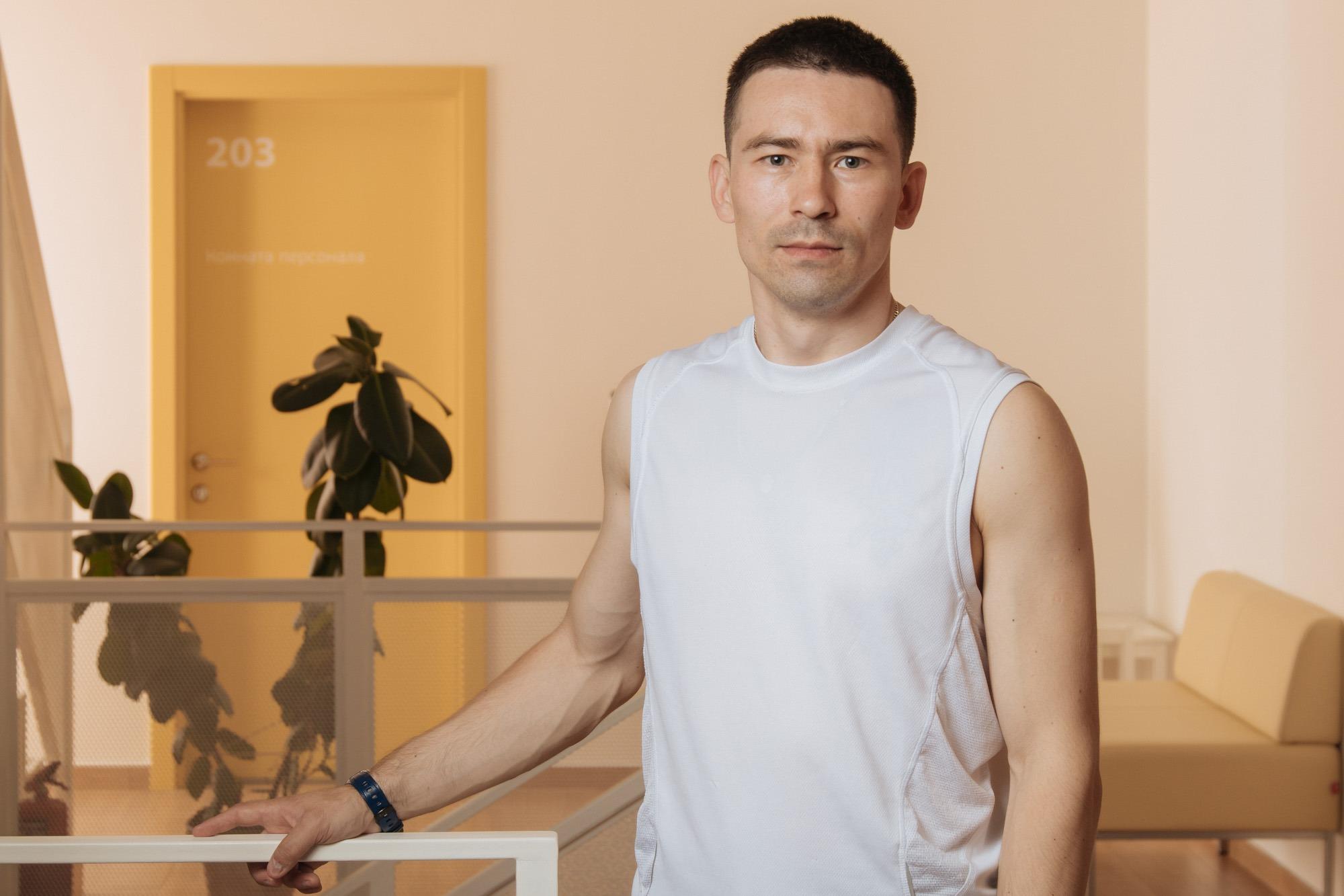 Масаков Акрам Жанабаевич