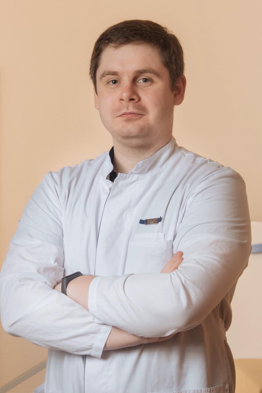 Крючков Евгений Антонович