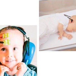 Исследование слуха у детей